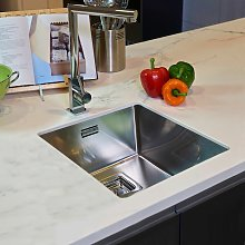 Texas Kitchen Sink Single Bowl Integrated