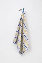 Textielmuseum - Blue Yellow Cotton Bauhaus Tea