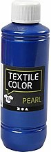 Textile Color, Blue, Pearl, 250ml