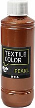 Textile Color, Copper, Pearl, 250ml