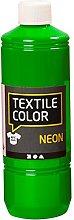 Textile Color, neon Green, 500ml