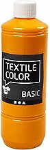 Textile Color, Yellow, 500ml