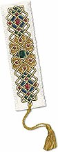 Textile Heritage Collection Cross Stitch Bookmark