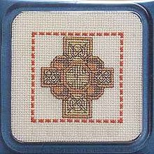 Textile Heritage Counted Cross Stitch Kit -