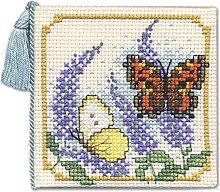 Textile Heritage Needle Case Counted Cross Stitch