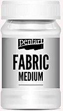 Textile & Leather Medium Fabric, Pentart, Other