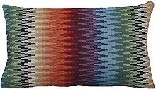 Textile London Oriental Zig Zag Cushion Cover
