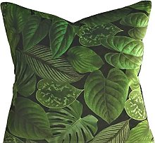 Textile London Tropical Houseplants Cushion Cover