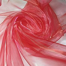 TEXTILE STATION 5 Meter Sheer Organza Fabric Voile
