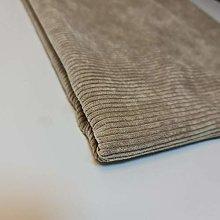 Textile Station Italian 100% Cotton Cord Woven