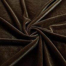 Textile Station Three Crown Velvet Fabric Soft