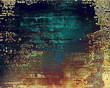 Textured Abstract Canvas Print, 61 x 76cm,