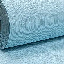 Textured Light Blue Embossed Lines Waves Plain