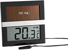 TFA 30.1038 Eco Solar Indoor/Outdoor Digital