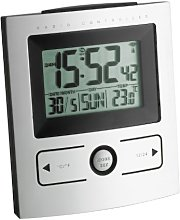 TFA 602512 Radio Alarm Clock with Temperature