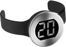 TFA Digital Wine Thermometer, Silver
