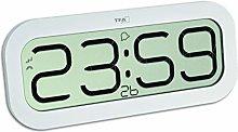 TFA Dostmann Digital Radio-Controlled Clock