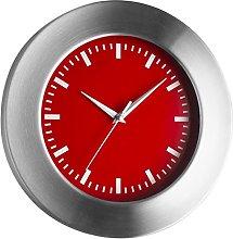 TFA Wall Clock, Red