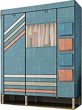 TFJJSQA Special/Simple Wardrobe Simple Fabric