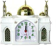 TFTC Mosque Shaped Alarm Clock Battery Mosque