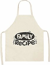 TGBN 1 Pc Practical Kitchen Aprons Women Cotton