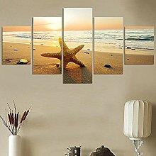 TGVFD Canvas Print Wall Art Picture For Home Decor