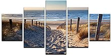 TGVFD Canvas Print Wall Art Picture For Home