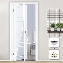 THAIKER Magnetic Screen Door Curtain,