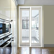 THAIKER Magnetic Screen Door Curtain, Keep Insects