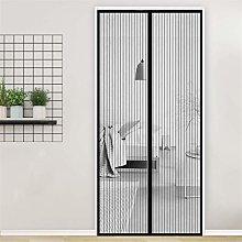 THAIKER Mosquito Door Screen, 120x190cm(47x75inch)