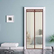 THAIKER Mosquito Door Screen, 120x200cm(47x79inch)