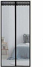 THAIKER Mosquito Door Screen, 165x200cm(65x79inch)