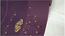 Thali Outlet® - XMAS/Wedding Purple Gold Bells
