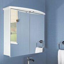 Thames Mirror Cabinet Mains Powered Bathroom
