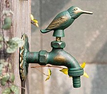 The All-Copper Garden Faucet Used by Garden Animal
