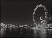 The Art Group London Eye Canvas