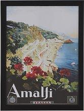 The Art Group Piddix Amalfi Framed Print Wall Art