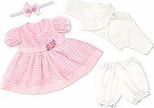 The Ashton - Drake Galleries Party Dress Baby Doll