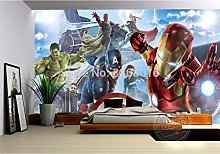 The Avengers Wallpaper Benutzerdefinierte Wandbild