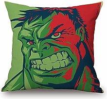 The Beach Stop TBS Superhero Character Cushion