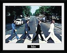 The Beatles Abbey Road Framed Print Wall Art