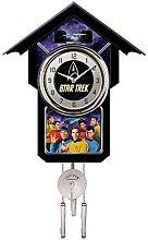 The Bradford Exchange - Star Trek Tribute Cuckoo