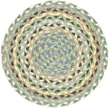 The Braided Rug Company - Mint Jute Placemats 23