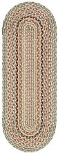 The Braided Rug Company Pampas Jute Braided Table