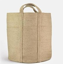 The Braided Rug Company - Slouchy Basket Natural