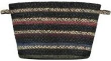 The Braided Rug Company - Utility Basket Winter