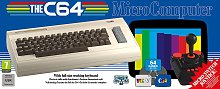 The C64 Retro Console with 64 Games