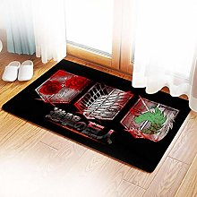The carpet for the boy's living room and bedroom