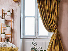 The Chateau by Angel Strawbridge Bamboo Curtains &