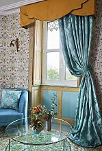 The Chateau by Angel Strawbridge Heron Curtains -